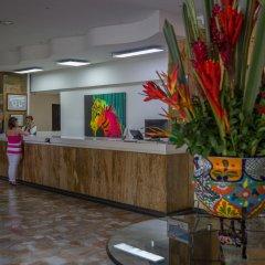 Hotel Del Llano интерьер отеля фото 3