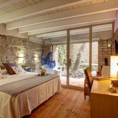 Отель La Freixera комната для гостей фото 5