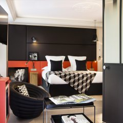 Terrass'' Hotel Montmartre by MH 4* Люкс с различными типами кроватей фото 4