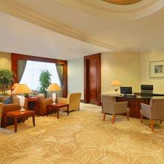 Sheraton Chengdu Lido Hotel интерьер отеля