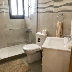 Апартаменты Angela Holiday Apartments ванная