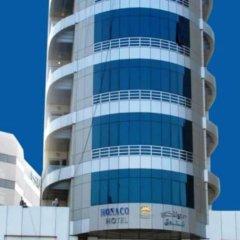 Отель Monaco Hotel ОАЭ, Дубай - отзывы, цены и фото номеров - забронировать отель Monaco Hotel онлайн вид на фасад фото 2