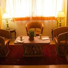 Отель Residencia Los Angeles Bed & Breakfast гостиничный бар