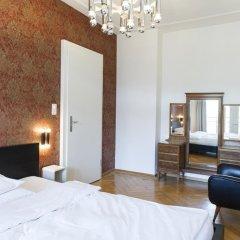 Отель Pension furDich Швейцария, Цюрих - отзывы, цены и фото номеров - забронировать отель Pension furDich онлайн комната для гостей фото 2