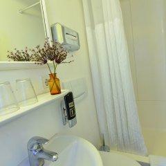 Hotel Domspitzen ванная