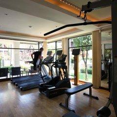 Отель Amari Koh Samui фитнесс-зал фото 4