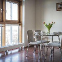 Апартаменты P&O Apartments Arkadia питание