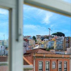 Отель Hostel 15 Португалия, Лиссабон - отзывы, цены и фото номеров - забронировать отель Hostel 15 онлайн балкон