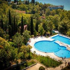 Гостиница АкваЛоо бассейн