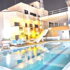 Отель HIGHFIVE Паттайя бассейн