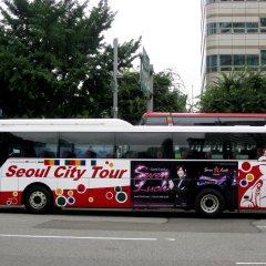 Отель The Westin Chosun Seoul городской автобус