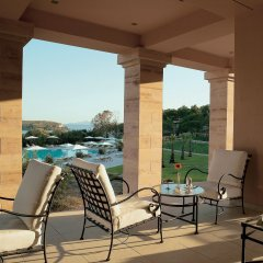 Отель Cape Sounio, Grecotel Exclusive Resort балкон