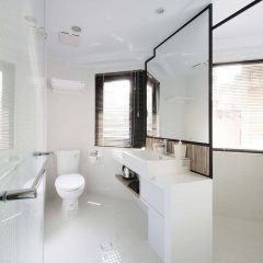 Cho Hotel ванная