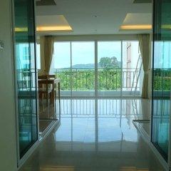 Отель Mandawee Resort & Spa балкон