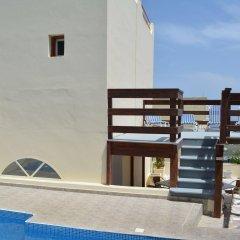 Отель Anemomilos Villa Греция, Остров Санторини - отзывы, цены и фото номеров - забронировать отель Anemomilos Villa онлайн бассейн фото 3