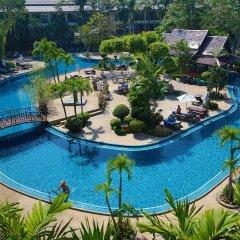 Отель Green Park Resort Таиланд, Паттайя - - забронировать отель Green Park Resort, цены и фото номеров бассейн фото 3