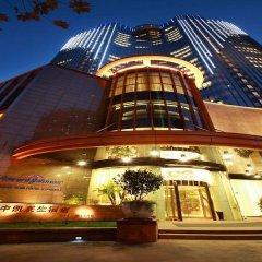Отель Howard Johnson Business Club Китай, Шанхай - отзывы, цены и фото номеров - забронировать отель Howard Johnson Business Club онлайн