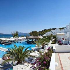Отель Salmakis Resort & Spa бассейн фото 2