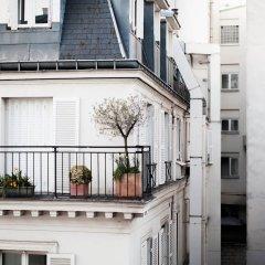 Отель Hôtel Mathis Франция, Париж - отзывы, цены и фото номеров - забронировать отель Hôtel Mathis онлайн балкон