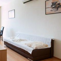 Отель New Line Village Apartments Болгария, Свети Влас - отзывы, цены и фото номеров - забронировать отель New Line Village Apartments онлайн комната для гостей