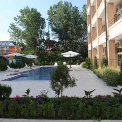 Отель Saint Elena Apartcomplex Солнечный берег бассейн