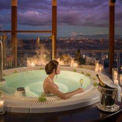 Отель Rome Cavalieri, A Waldorf Astoria Resort спа фото 2
