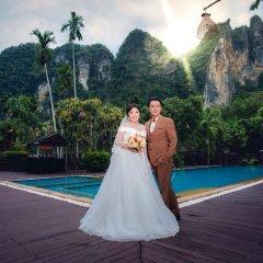Курортный отель Aonang Phu Petra Resort Ао Нанг помещение для мероприятий фото 2