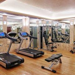Отель Park Hyatt Milano фитнесс-зал