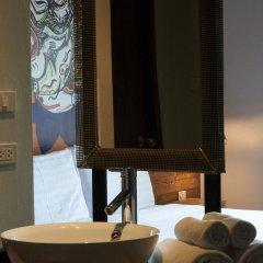 Отель Cacha Hotel Таиланд, Бангкок - 1 отзыв об отеле, цены и фото номеров - забронировать отель Cacha Hotel онлайн ванная