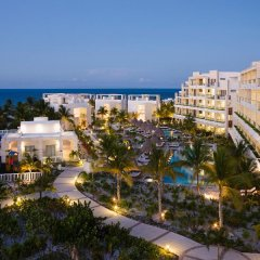 Отель Beloved Playa Mujeres by Excellence All Inclusive AdultsOnly пляж фото 2