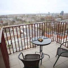 Отель Old City Apartments Литва, Клайпеда - отзывы, цены и фото номеров - забронировать отель Old City Apartments онлайн балкон