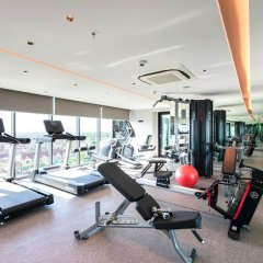 Отель Ramada Plaza by Wyndham Chao Fah Phuket фитнесс-зал фото 3