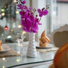 Hanoi Cristina Hotel & Travel питание