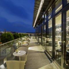 DoubleTree by Hilton Hotel Istanbul - Piyalepasa балкон