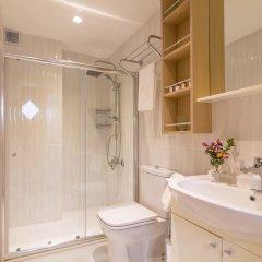 Отель Kalkan Suites ванная