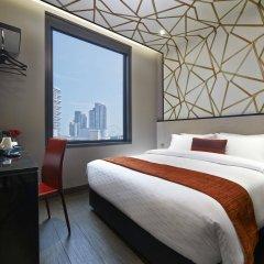 Hotel Boss Сингапур комната для гостей фото 4