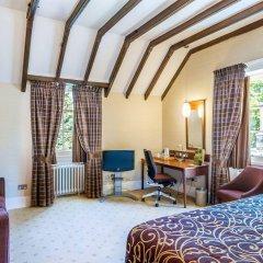 Отель Salisbury Green Hotel & Bistro Великобритания, Эдинбург - отзывы, цены и фото номеров - забронировать отель Salisbury Green Hotel & Bistro онлайн комната для гостей