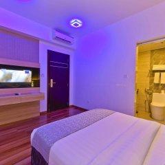Отель Arena Beach Hotel Мальдивы, Маафуши - отзывы, цены и фото номеров - забронировать отель Arena Beach Hotel онлайн комната для гостей фото 5