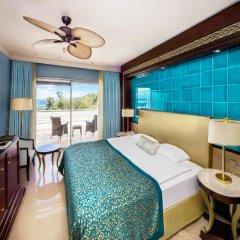 Отель Rixos Premium Bodrum - All Inclusive 5* Стандартный номер разные типы кроватей фото 3