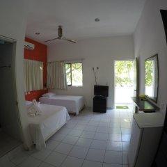 Отель B & B Popol Vuh Плая-дель-Кармен комната для гостей фото 2