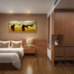 Lang Chai Ha Long Bay Hotel комната для гостей фото 2
