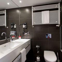 Отель DORMERO Hotel Hannover Германия, Ганновер - отзывы, цены и фото номеров - забронировать отель DORMERO Hotel Hannover онлайн ванная фото 2