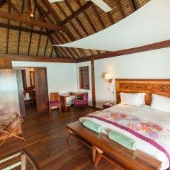 Отель Sofitel Bora Bora Private Island Французская Полинезия, Бора-Бора - отзывы, цены и фото номеров - забронировать отель Sofitel Bora Bora Private Island онлайн комната для гостей фото 4