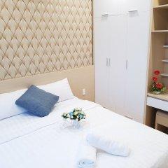 Апартаменты Peony Apartment Нячанг комната для гостей фото 2