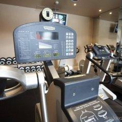 Отель Malmaison Manchester Манчестер фитнесс-зал
