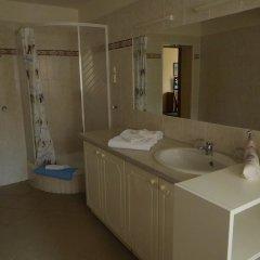Отель Wellness Pension Rainbow Чехия, Карловы Вары - отзывы, цены и фото номеров - забронировать отель Wellness Pension Rainbow онлайн ванная фото 2