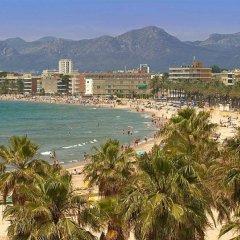 Отель Ohtels Playa de Oro Испания, Салоу - 7 отзывов об отеле, цены и фото номеров - забронировать отель Ohtels Playa de Oro онлайн пляж