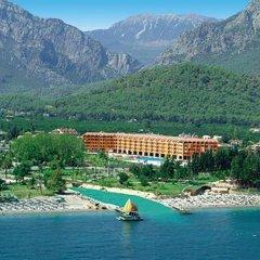 Grand Haber Hotel - All Inclusive пляж фото 2