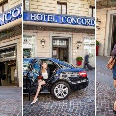 Отель Concord Hotel Италия, Турин - 1 отзыв об отеле, цены и фото номеров - забронировать отель Concord Hotel онлайн городской автобус