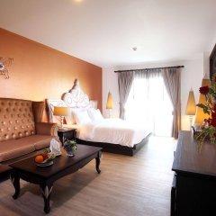 Отель Chillax Resort Бангкок комната для гостей фото 2